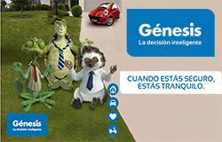 Génesis - SCMM