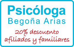 SCMM - Psicóloga - Begoña Arias
